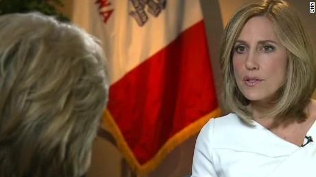 Hillary Clinton interview Camerota Part 1 Erin Newday _00015229