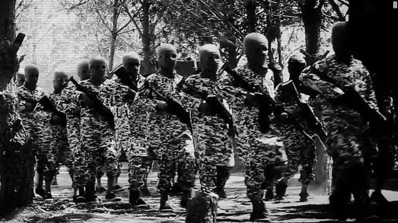 iraq isis child soldiers elbagir pkg_00004001