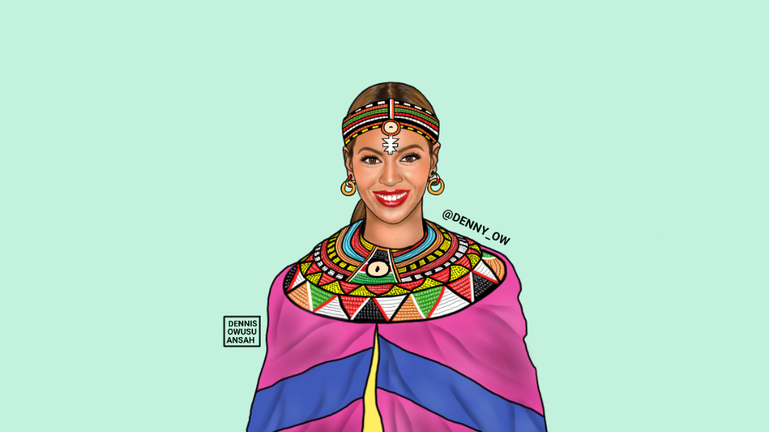 Beyonce Painting For Sale