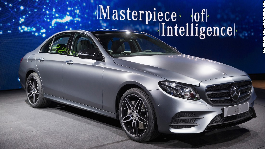 Familiar on the outside, a digital wonderland inside, the latest E Class is driving the tech experience for those sat in the front and back seats.
