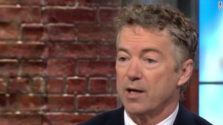 Rand Paul: Mistake not to have me in the debate