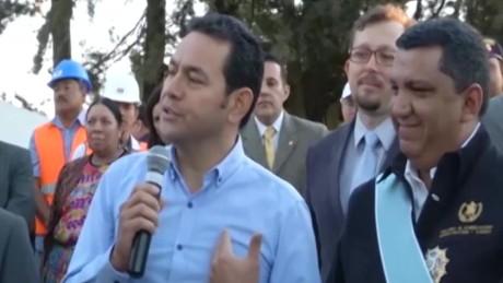 cnnee pkg vazquez guatemala new president _00004421