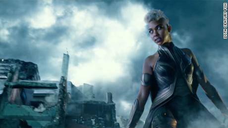 """in """"X-Men: Apocalypse,"""" popular character Storm is one of Apocalypse's horsemen."""
