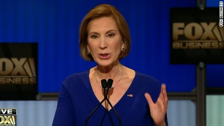 Fiorina: We can't outsource leadership in Middle East