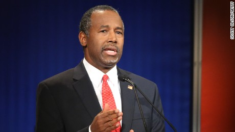 Ben Carson: Uneducated voters are my biggest threat