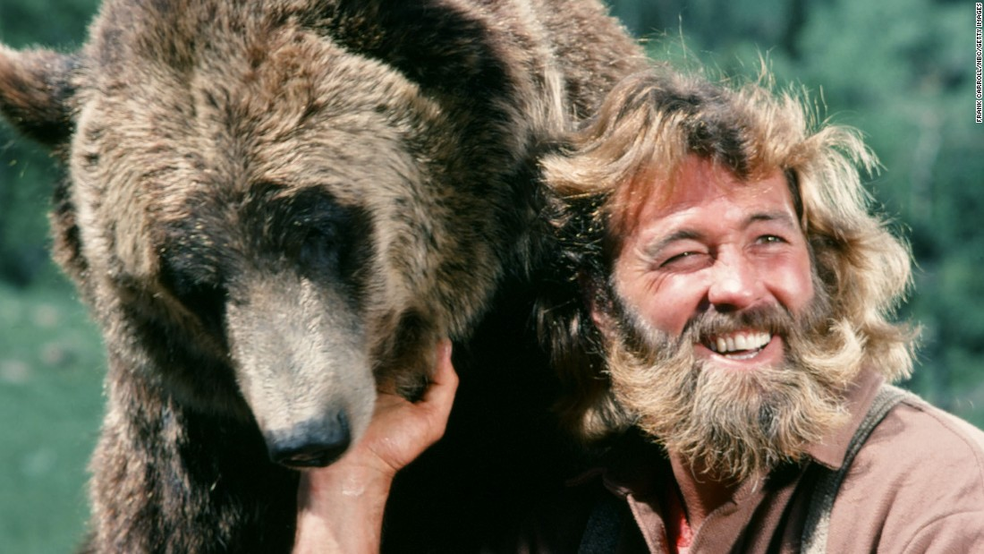 grizzly adams serie