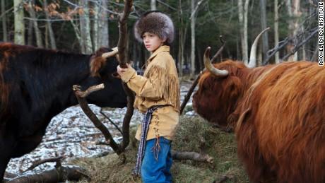 Homeschooled children share their world
