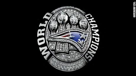 Super Bowl ring 2015 - New England Patriots