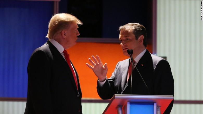 Trump: Cruz's New York values comment 'Disgraceful'