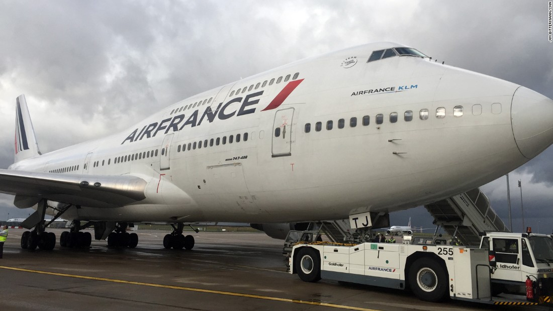 Air france retires boeing 747s for Interieur 747 air france