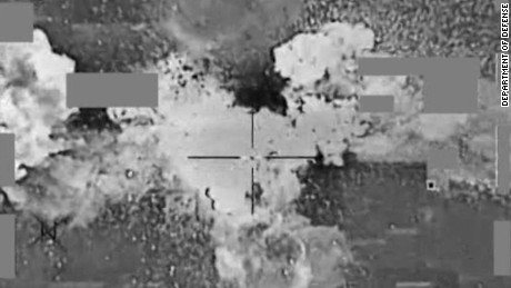 Pentagon adopts Israeli tactic in bombing ISIS