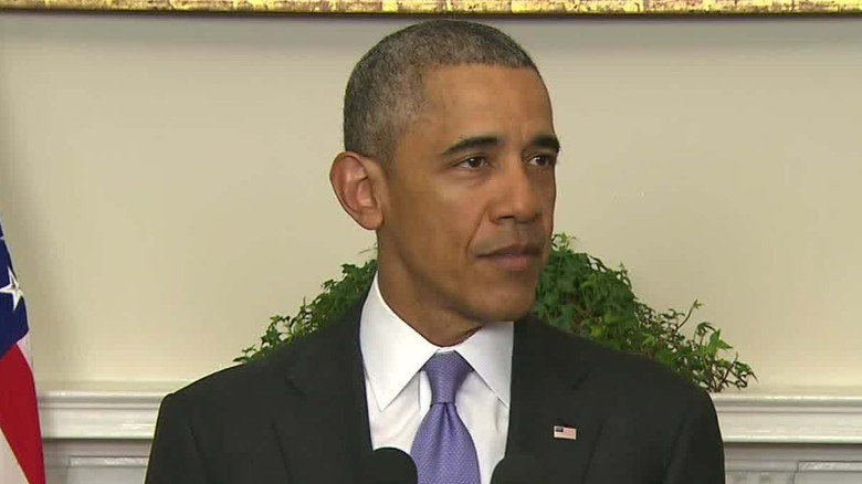 Obama: Americans are coming home from Iran