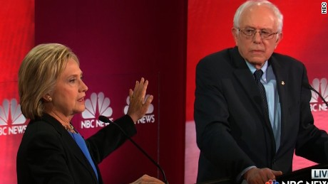 Clinton to Sanders: I'm not starting over on healthcare