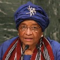 Ellen Johnson Sirleaf 2016 female leader