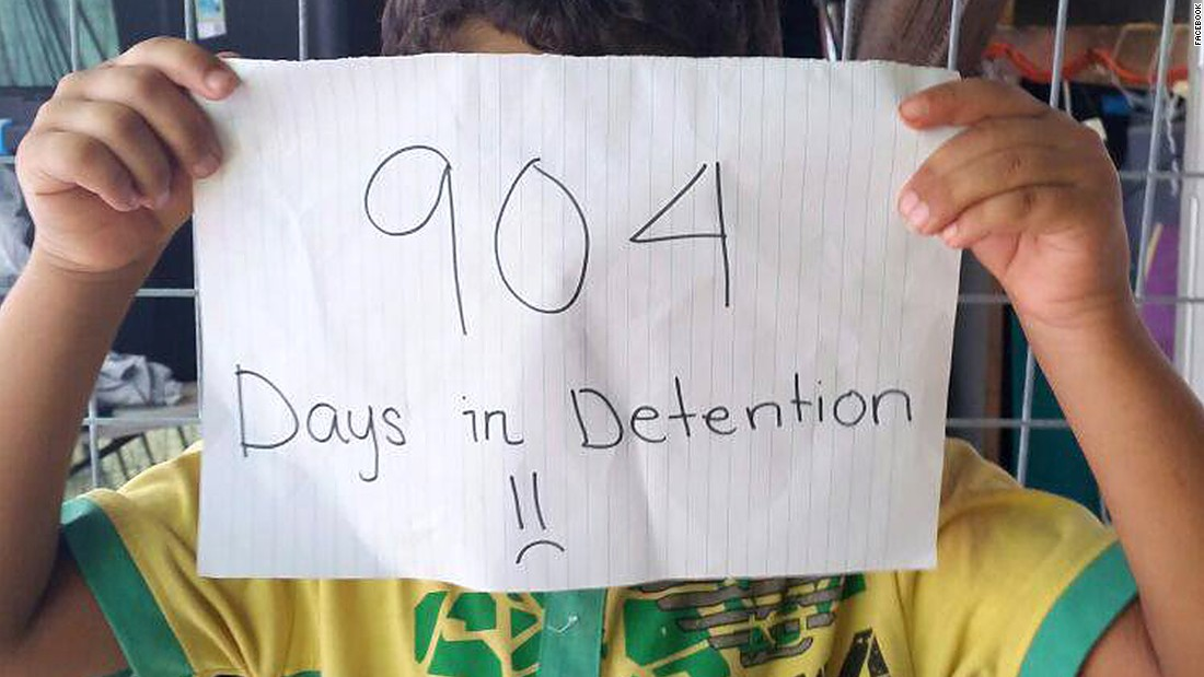 Of the 1,792 people being held in Australian immigration facilities, 23.2% had been held for more than 730 days, or more than two years.