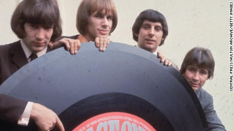 "The Troggs had the biggest hit with ""Wild Thing."""
