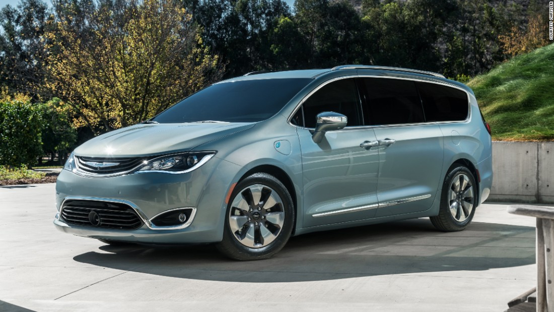 """She recently worked on the 2017 Chrysler Pacifica. """"The best feeling is when you see people driving your car. If you are a painter or a sculptor, people have to go to a gallery to see your work. But if you're a car designer, they see your work every day all over the place.""""<br />"""