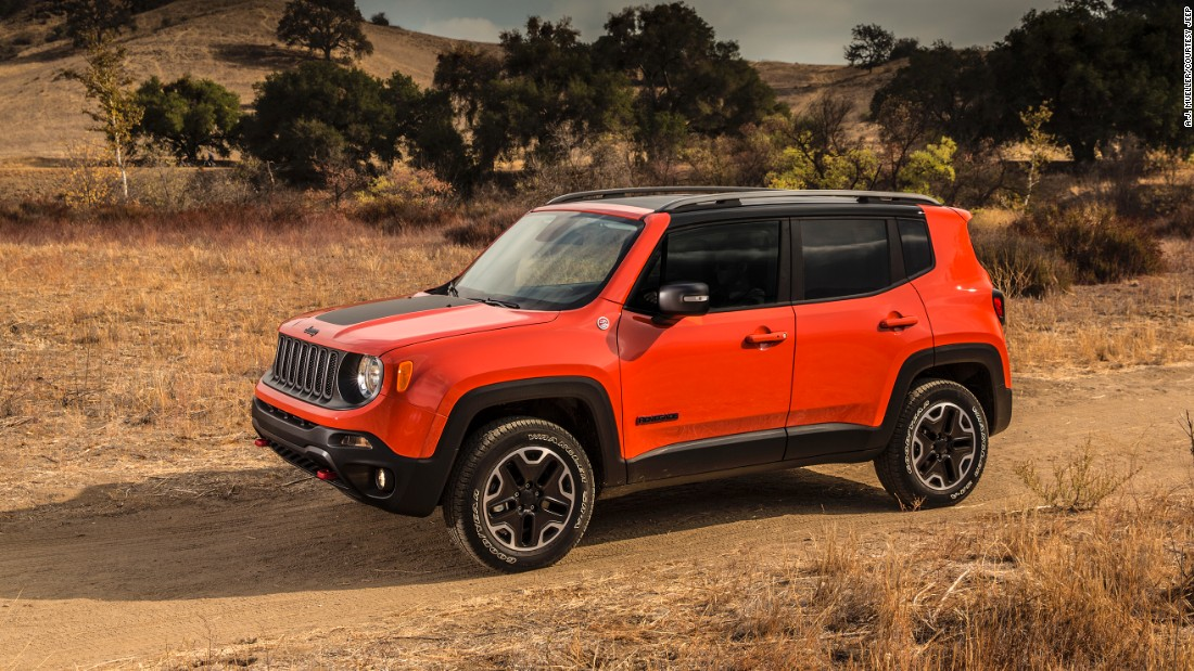 """Recently, she worked on the Jeep Renegade. """"We try to rock the boat a lot,"""" Turner says. """"We try to push for new colors, new materials."""""""