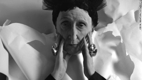 Edith Sitwell, July 1962