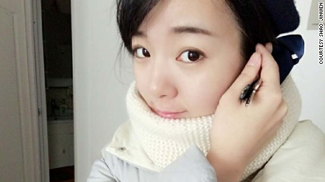 Shao Jinwen has suffered from acute menstrual cramps since age 13.