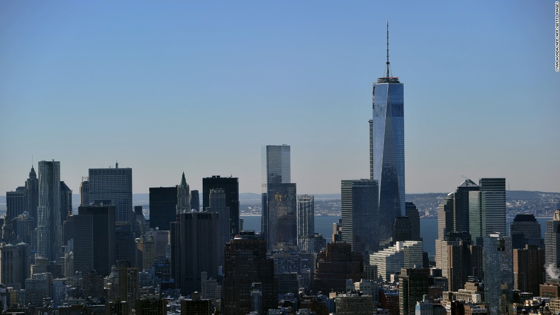 "Known as the ""Freedom Tower,"" One World Trade Center stands on part of the site previously occupied by the Twin Towers. It's the highest building in the western hemisphere, and cost $3.9 billion according to <a href=""http://www.forbes.com/sites/morganbrennan/2012/04/30/1-world-trade-center-officially-new-yorks-new-tallest-building/#2715e4857a0b564dc6e76cc2"" target=""_blank"">Forbes</a>.<br /><br /><strong>Height: </strong>541.3m (1776 ft) <br /><strong>Floors: </strong>94<br /><strong>Architect: </strong>Skidmore, Owings & Merrill"