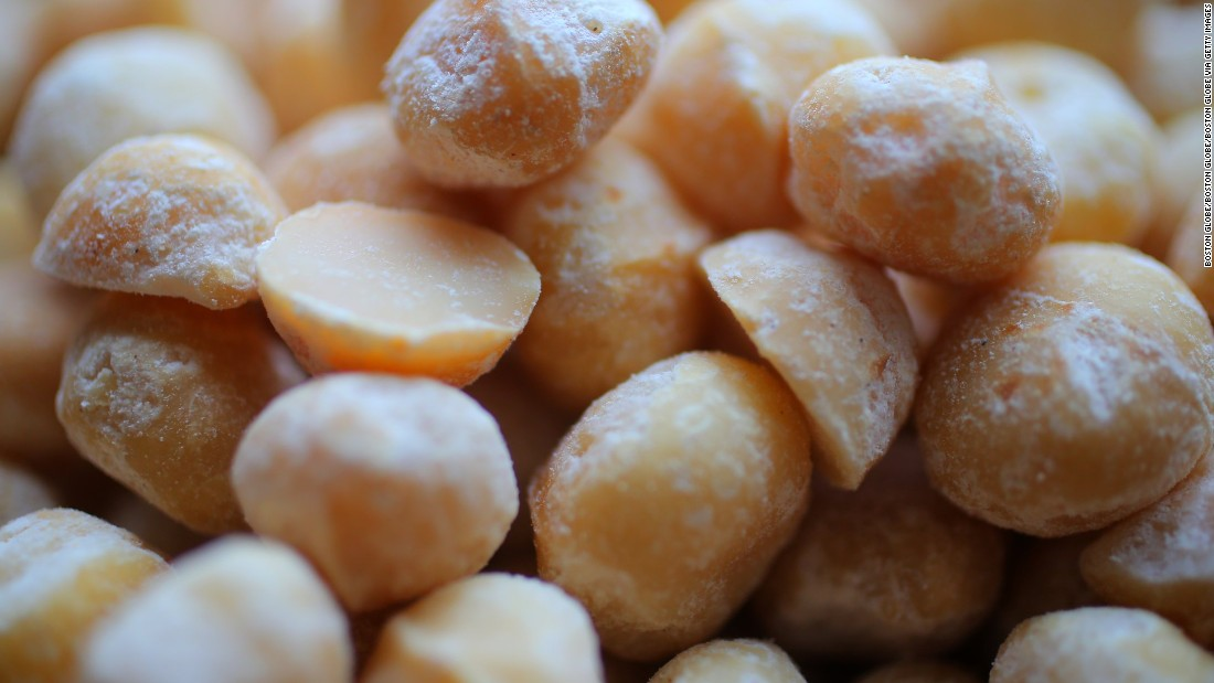 Macadamia nut boom in South Africa