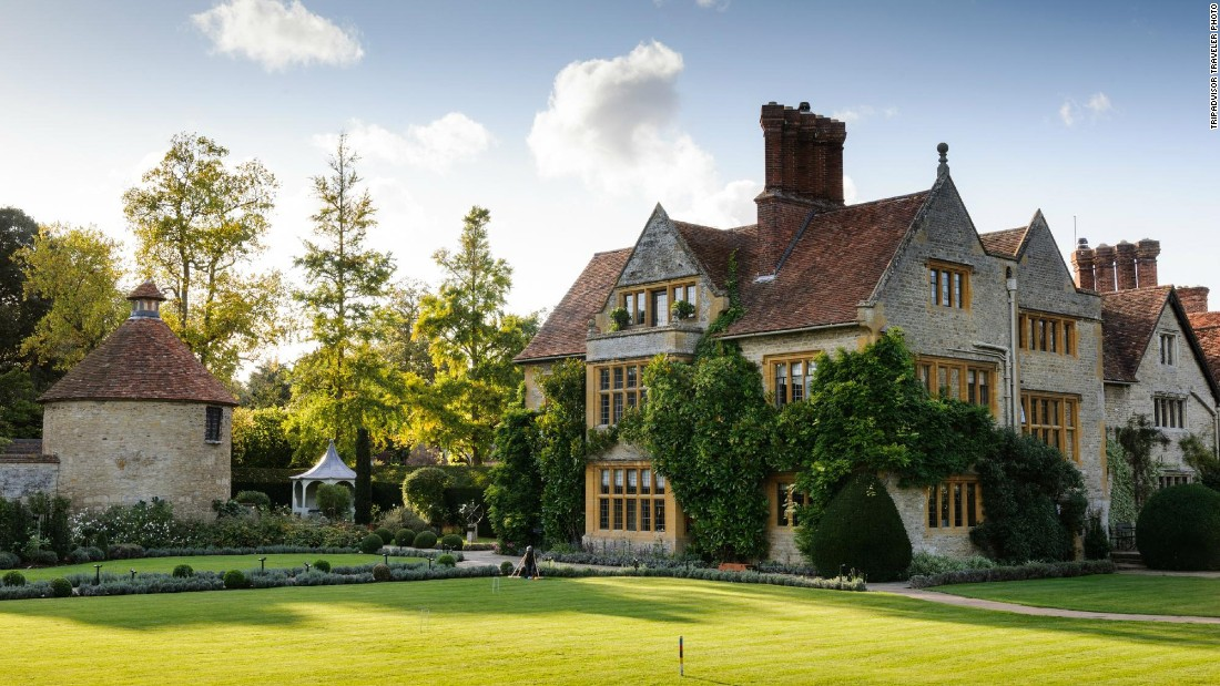 Created by celebrated chef Raymond Blanc, Belmond Le Manoir aux Quat'Saisons in Great Milton, United Kingdom, holds two Michelin stars. <br />