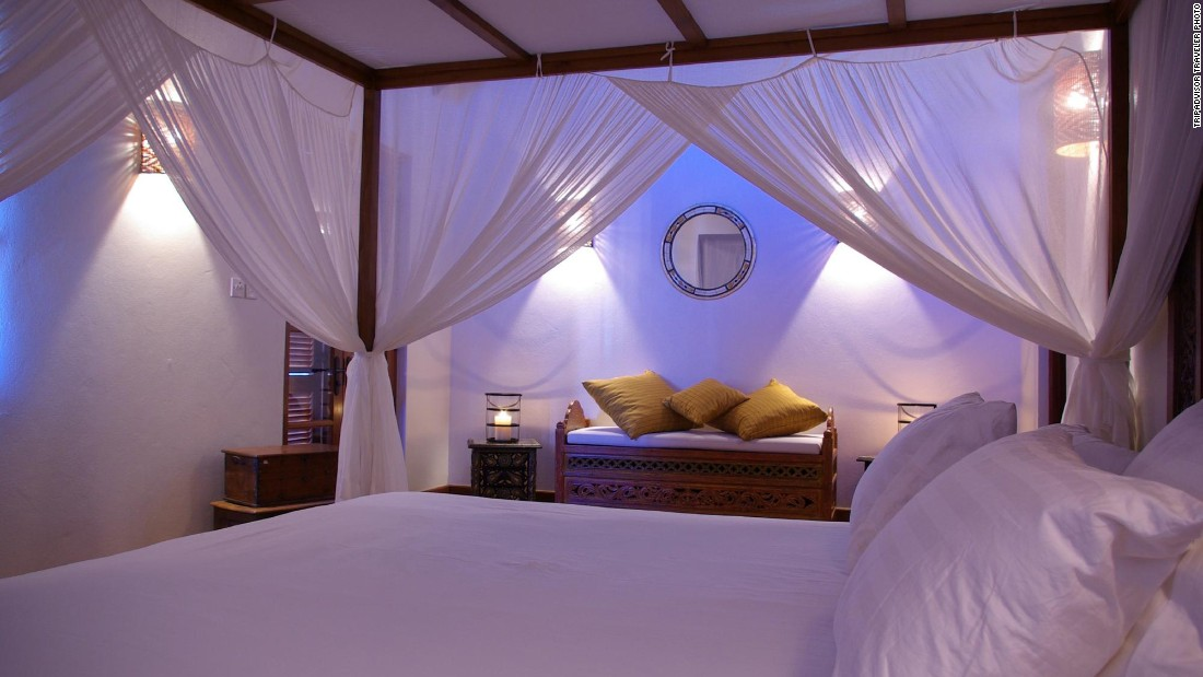 Nightly room rates average $806 on TripAdvisor.