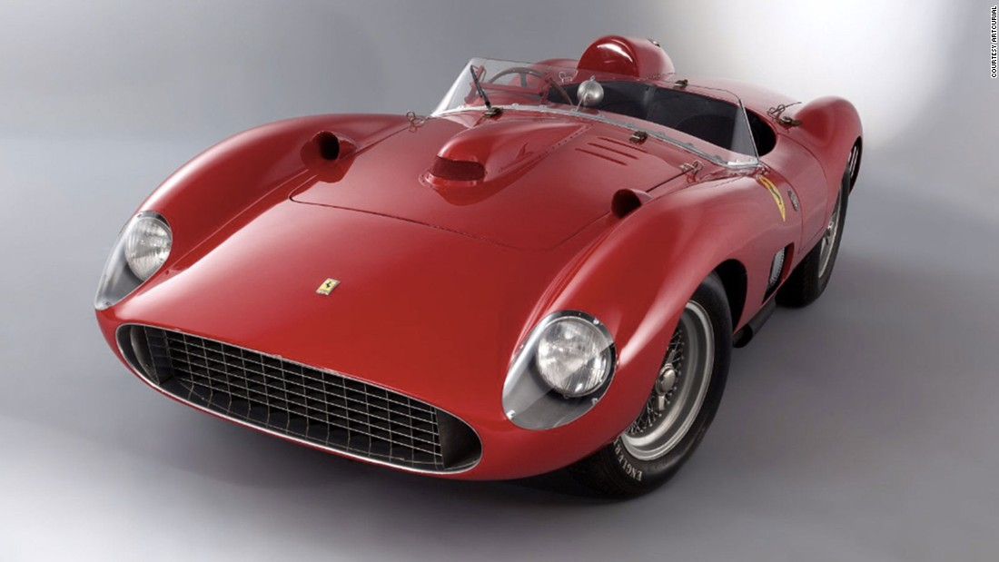 The Retromobile Classic Car show in France will take place between ...