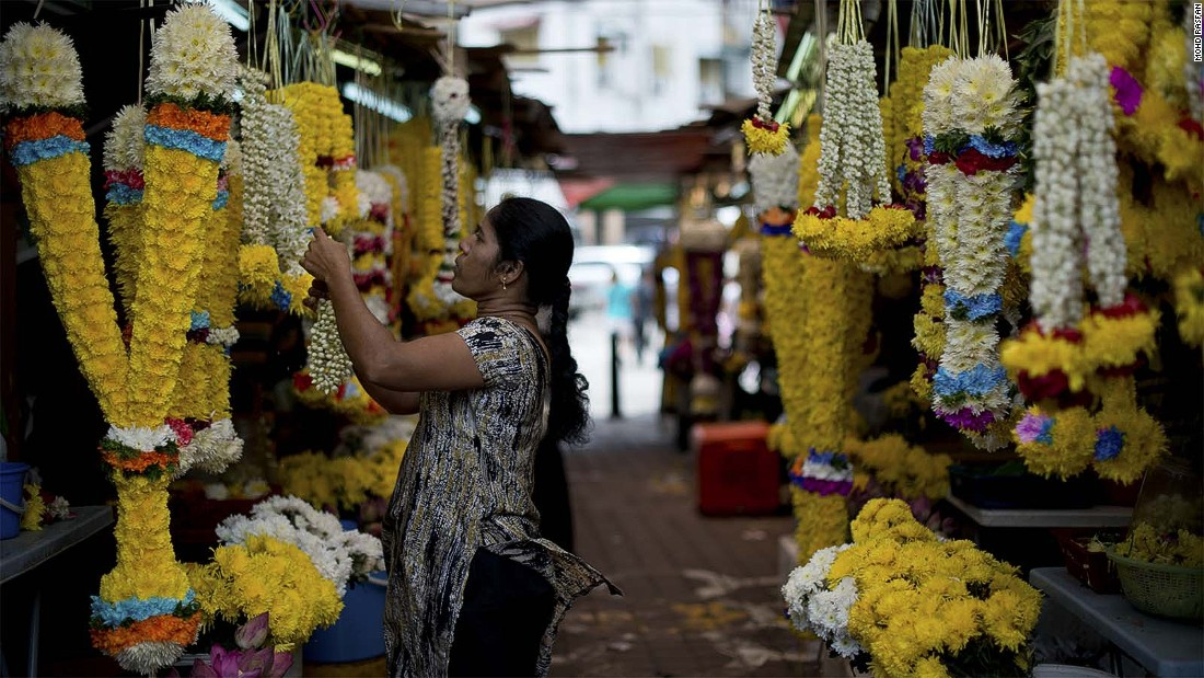 Locally known as Little India, Indian shops and restaurants as well as Hindu temples are common in Brickfields. But Airbnb's report points out that the area is undergoing a rapid transformation, with a new upscale urban center featuring condos and a mall coming soon.