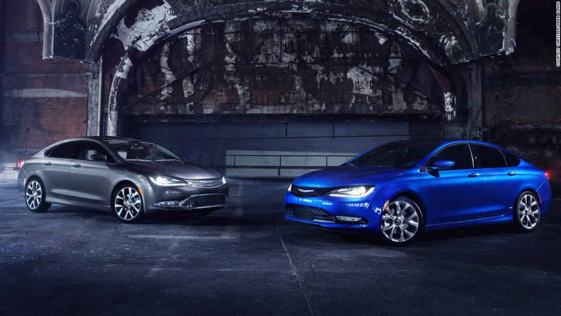 One of Cheung's most recent accomplishments is the 2016 Chrysler 200, which upgraded the look of the four-door sedan.<br />