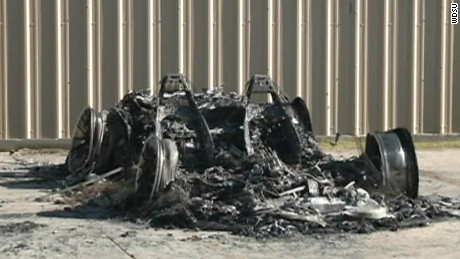 Contractor car fire confederate pkg_00001230