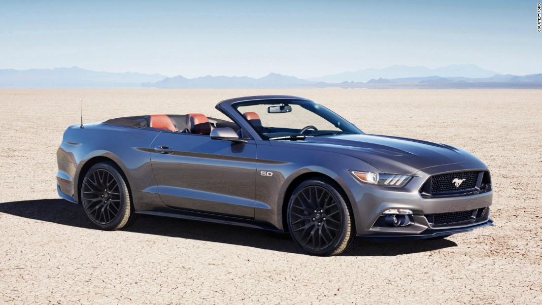 Today she is ultimately responsible for all cars produced by Ford, including the Ford Explorer Platinum, the Ford Edge, and the Ford Mustang. Recently, she worked on the color and interior materials of the 2016 Ford Mustang GT Convertible.