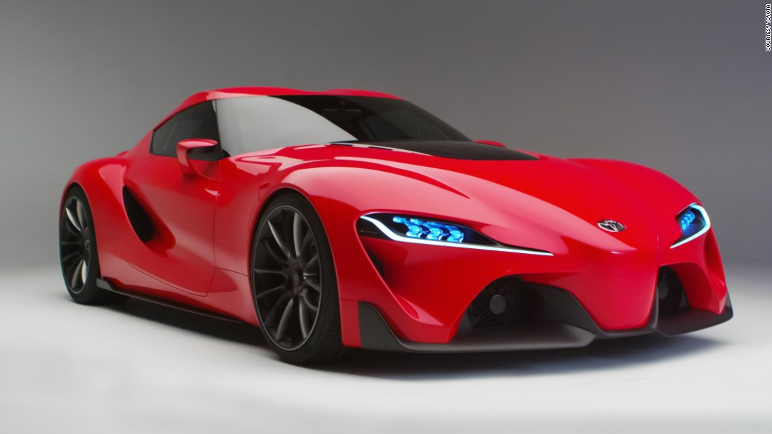"""She worked on one of Toyota's most exciting recent projects: the FT-1. """"From color and trim standpoint in the FT-1, there was a laser-like focus on staying true to function,"""" Wendy says. <br />"""