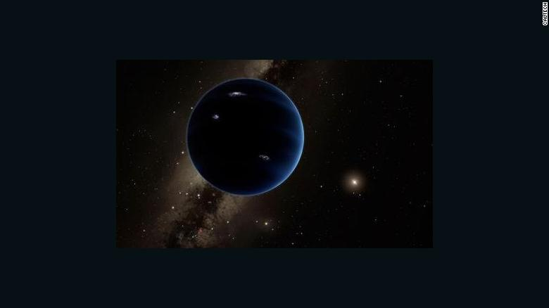Ninth planet discovered?