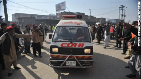 Pakistani Taliban claims responsibility for attack