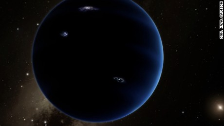 Sun may have stolen mysterious ninth planet, scientists say