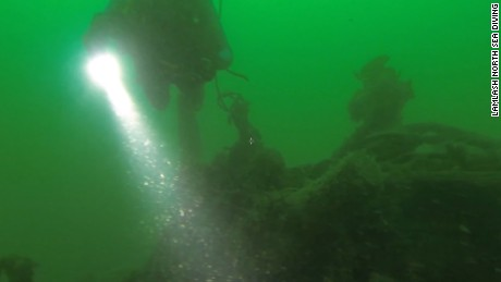 WWI submarine wreckage found after 100 years