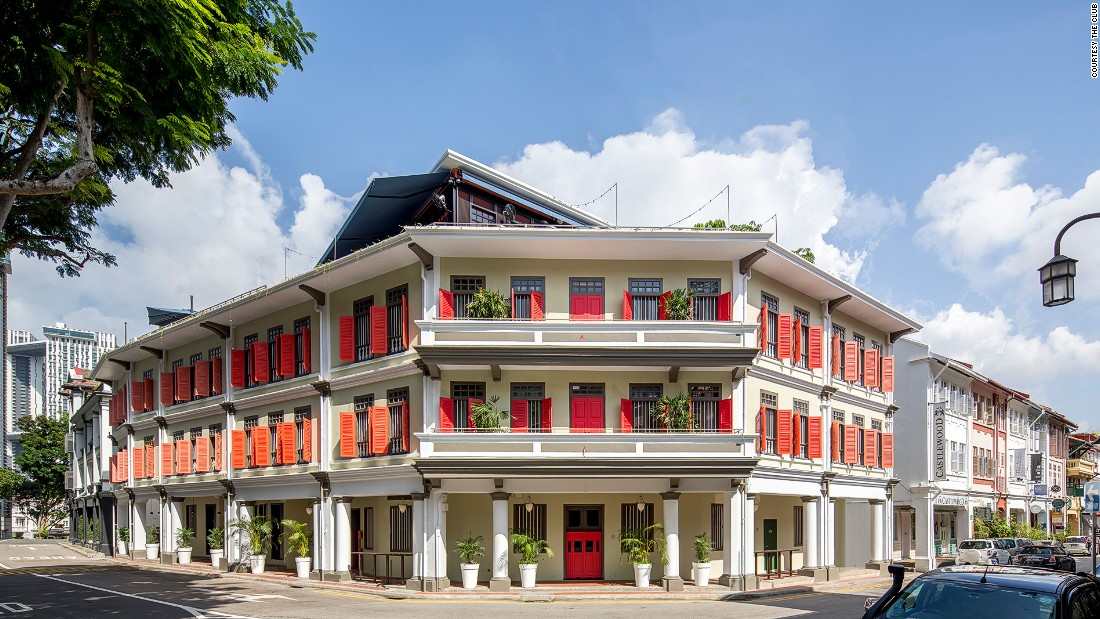 Small is beautiful singapore 39 s 7 best boutique hotels for Small historic hotels