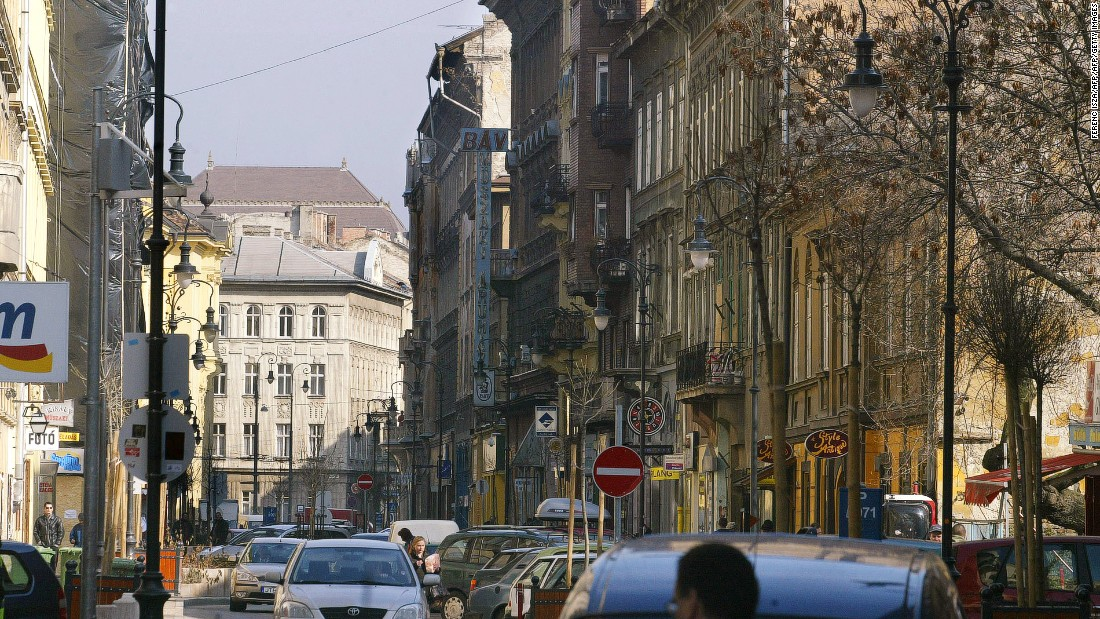 "District VII -- more commonly known as Erzsebetvaros -- is the old Jewish quarter and home to beautiful synagogues and architecture. ""It became a central figure in Budapest nightlife when people began transforming old buildings and derelict public spaces into popular 'ruin bars,' in the early 2000s,"" says Airbnb's report."