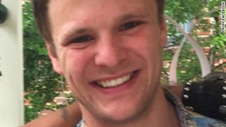 Warmbier is originally from Ohio but had been studying at the University of Virginia.