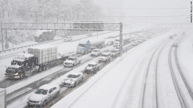 Blizzard is over on East Coast, but Monday travel could be daunting