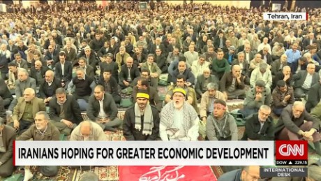 Iranians looks to future after sanctions lifted