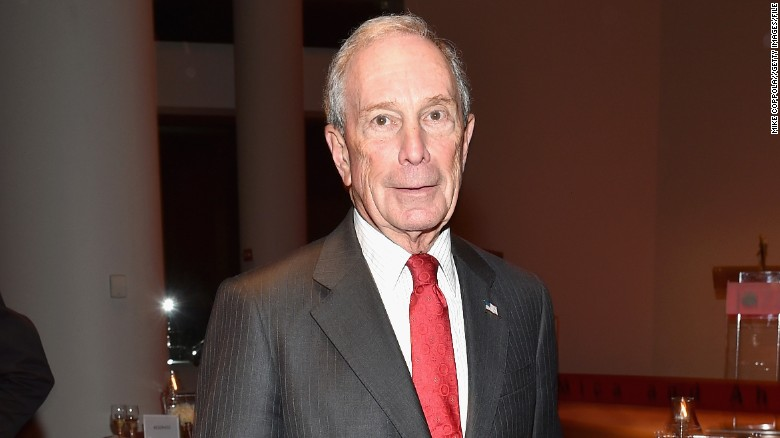 Sanders vs. Trump could push Bloomberg into 2016 race