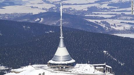 A sci-fi getaway in the Czech Republic? Surely you jest.
