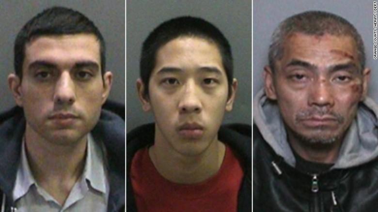 Reward quadrupled for escaped inmates