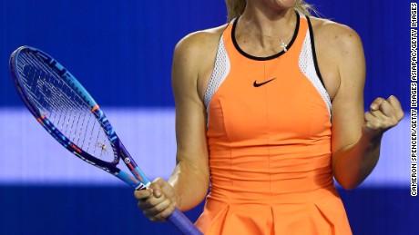 Serena Williams to face Maria Sharapova