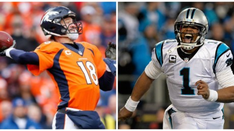 Quarterbacks Peyton Manning and Cam Newton defeated rivals in the AFC and NFC championships on January 24, 2016, to win trips to Super Bowl 50