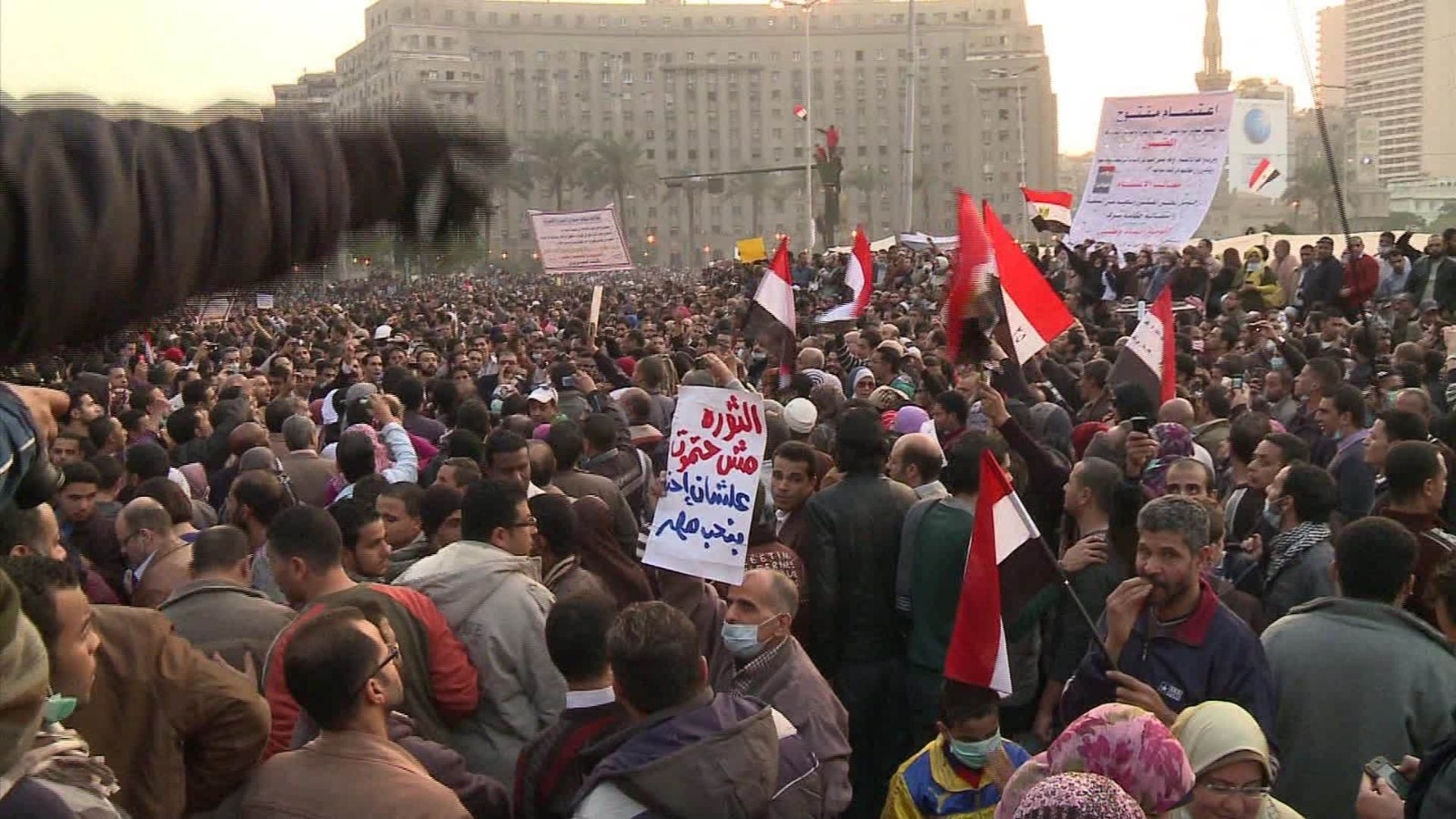 Five years after the Egyptian revolution, police brutality persists