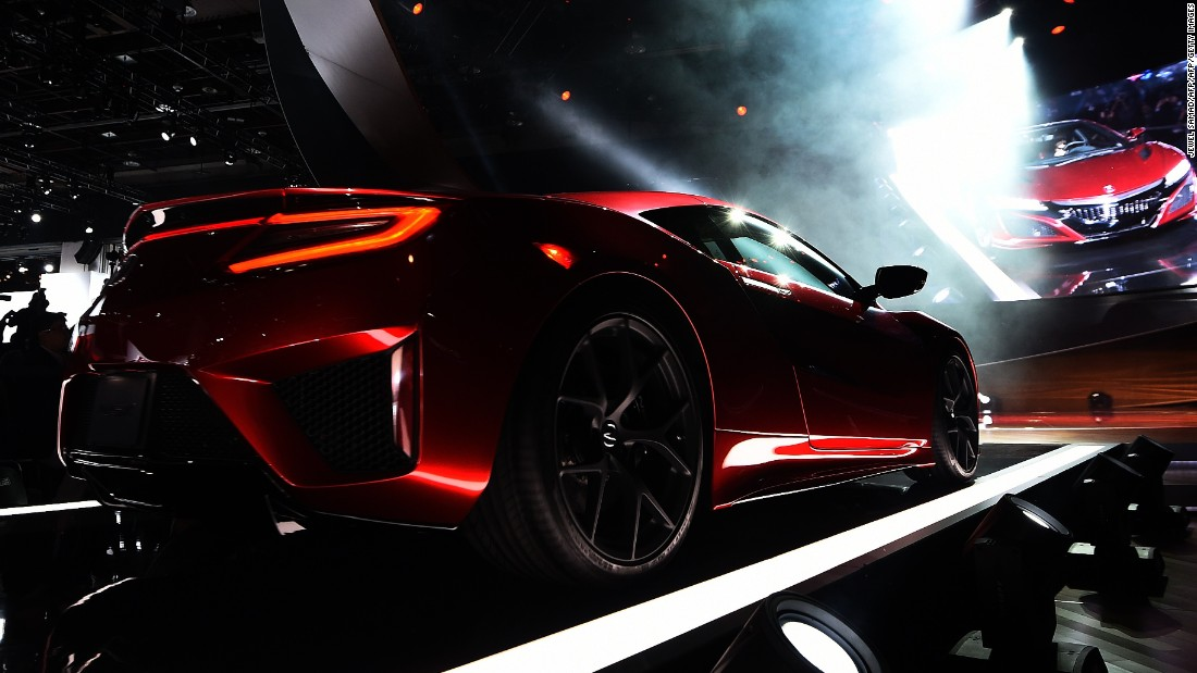 From Acura's NSX supercar to Nissan's monstrous heavy-duty Titan pickup -- we take a look at some of the car industry's most impressive designs, led by women in the field. <em>Illustrations by Natalie Leung</em>